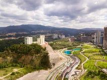 Parque la Mexicana - Mexico City royalty free stock images