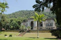Parque Lage/parque de Lage - Rio de Janeiro Fotografía de archivo
