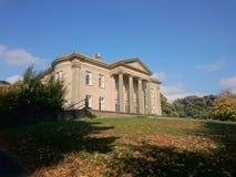 Parque Leeds Reino Unido de Roundhay de la mansión Fotos de archivo
