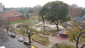 Parque Lezama Foto de archivo