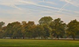 Parque Londres dos jardins de Kensington Fotografia de Stock Royalty Free