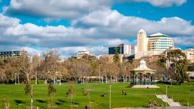 Parque mais velho, Adelaide City Fotografia de Stock Royalty Free