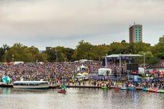 Parque mais velho aglomerado em Adelaide Imagens de Stock