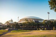 Parque mais velho, cidade de Adelaide, Sul da Austrália Imagem de Stock