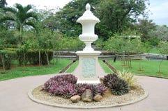 Parque memorável Fotografia de Stock Royalty Free