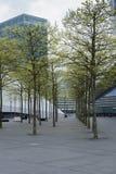 Parque moderno Imagen de archivo libre de regalías