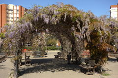 Parque Moret, Espanha Imagens de Stock Royalty Free