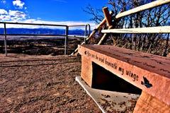 Parque Mountain View del ` s de Daniel Fotografía de archivo