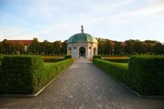 Parque. Munich. Alemania. Imagenes de archivo