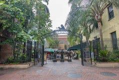 Parque musical das legendas de Nova Orleães Imagem de Stock