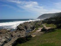 Parque nacional África do Sul de Tsitsikamma Fotografia de Stock