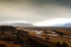 Parque nacional imagem de stock