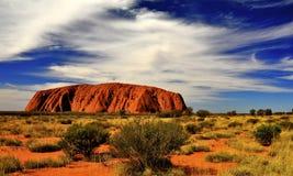 Uluru Imagens de Stock