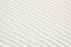 Parque nacional branco de dunas de areia Foto de Stock Royalty Free