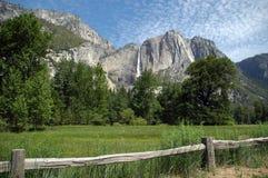 Parque nacional CA de Yosemite Fotos de archivo libres de regalías