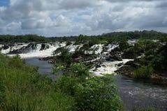 Parque Nacional Cachamay Fotografie Stock