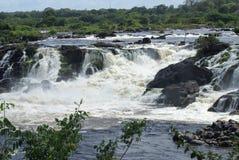 Parque Nacional Cachamay Fotografia Stock Libera da Diritti