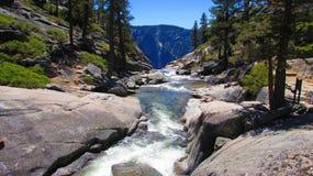 Parque nacional California de Yosemite Foto de archivo