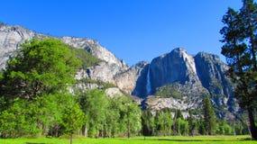 Parque nacional California de Yosemite Imagen de archivo