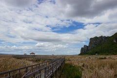 Parque nacional com 300 picos Imagem de Stock Royalty Free