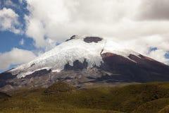 Parque Nacional Cotopaxi Zdjęcie Royalty Free