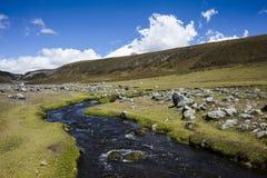Parque Nacional Cotopaxi Stock Photography