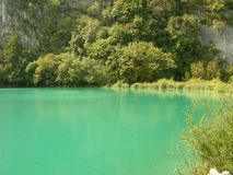 Parque nacional Croatia dos lagos Plitvice Foto de Stock
