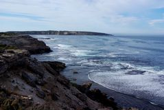 Parque nacional da baía do caixão, península de Eire Imagens de Stock