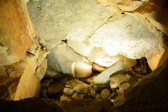 Parque nacional da caverna gigantesca, EUA Imagens de Stock