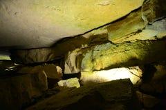 Parque nacional da caverna gigantesca, EUA Fotos de Stock