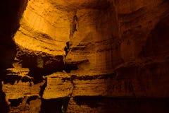 Parque nacional da caverna gigantesca, EUA Imagens de Stock Royalty Free