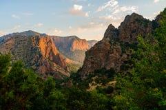 Parque nacional da curvatura grande Fotografia de Stock Royalty Free