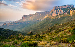 Parque nacional da curvatura grande imagem de stock royalty free
