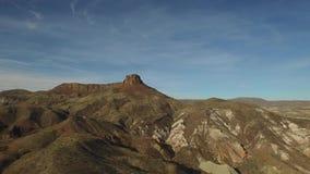 Parque nacional da curvatura grande video estoque