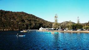 Parque nacional da perseguição do Ku-anel-gai de Bobbin Head @ imagem de stock