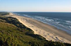 Parque nacional da recreação das dunas de Oregon fotos de stock