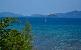 Parque nacional das ilhas de Similan Fotografia de Stock