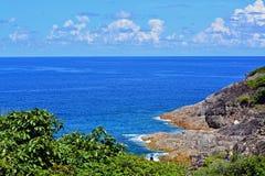 Parque nacional das ilhas de Similan Foto de Stock Royalty Free