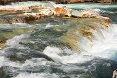 Parque nacional de Abisko fotografia de stock
