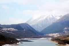 Parque nacional de Abruzos Imagen de archivo libre de regalías