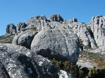 Parque nacional de Andringitra en Madagascar fotos de archivo