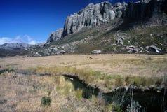 Parque nacional de Andringitra, Madagascar fotografia de stock