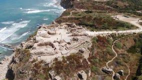 Parque nacional de Apollonia almacen de metraje de vídeo