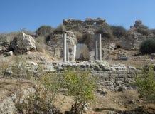 Parque nacional de Ashkelon Fotografía de archivo