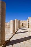 Parque nacional de Avdat Imagens de Stock Royalty Free