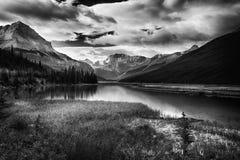 Parque nacional de Banff Fotografía de archivo