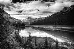Parque nacional de Banff Imágenes de archivo libres de regalías