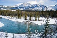 Parque nacional de Banff Imagens de Stock Royalty Free