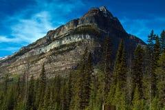 Parque nacional de Banff, Alberta, Canadá fotografía de archivo libre de regalías