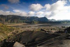 Parque nacional de Bromo Foto de Stock Royalty Free